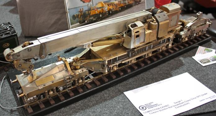 Rail Breakdkown Crane